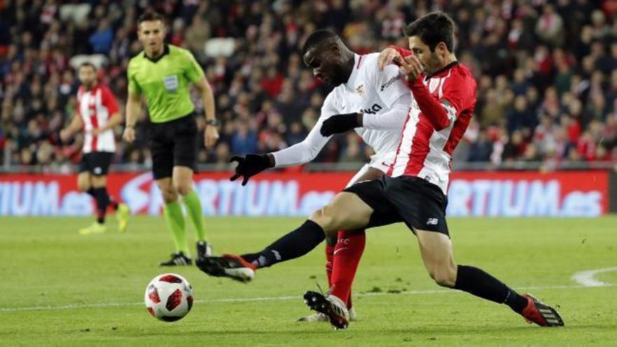 El Sevilla deja la eliminatoria prácticamente sentenciada