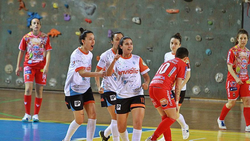 El Envialia logra el pase a la final de la Copa Galicia