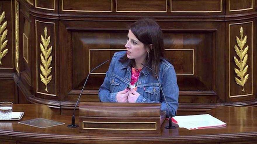 """Lastra se encara con un diputado del PP en el Congreso: """"¿Me estás amenazando?"""""""
