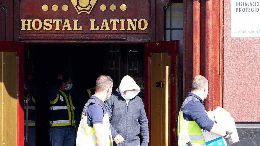 Detenidas 25 personas de una organización criminal dedicada al tráfico de drogas y al blaqueo de capitales en Castilla y León