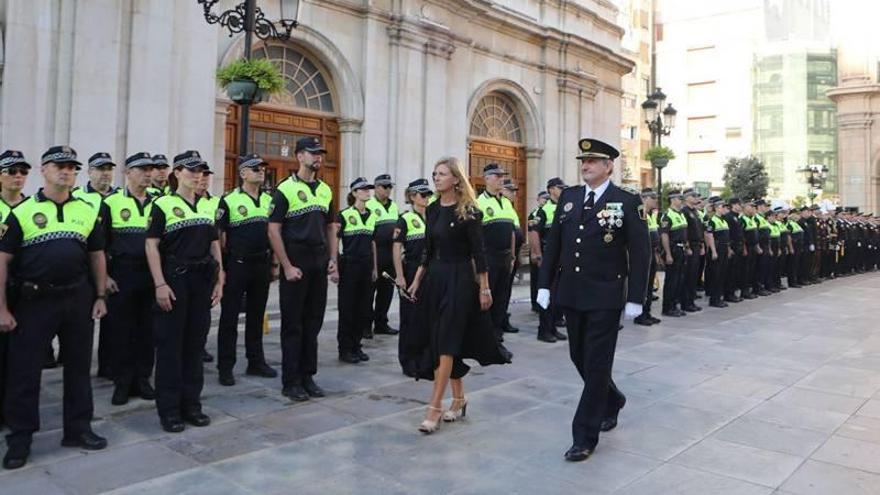 GALERÍA   Los policías de la provincia celebran su día