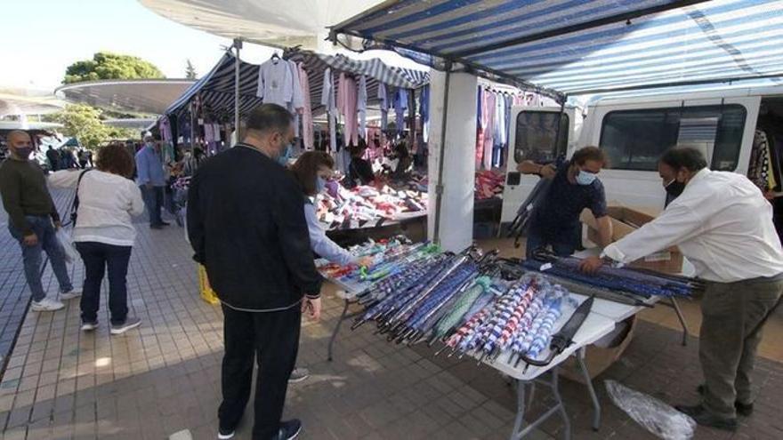 La ordenanza de comercio ambulante ya está en manos del Consejo Andaluz de Comercio