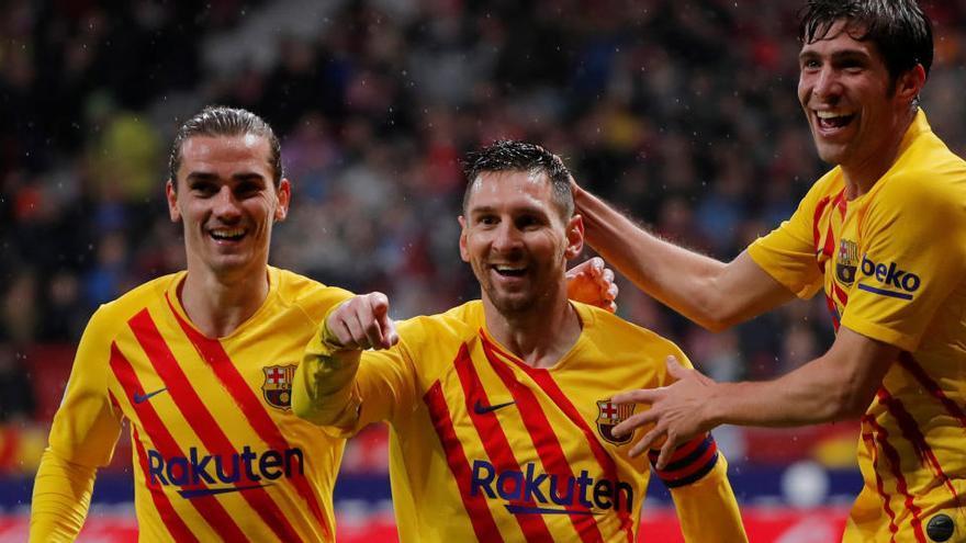 El Barcelona visita al Cádiz con el afán de mantener su buena dinámica