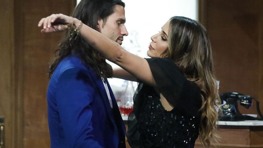 El problema de la historia de amor de Cristina Porta y Luca en Secret Story