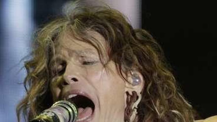 Steven Tyler, cantante de Aerosmith, actuará en el Teatro Real el próximo 30 de julio