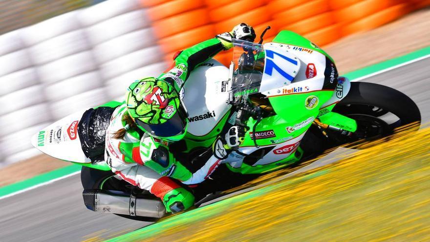 El Box 77 afronta la segunda prueba del campeonato andaluz de motociclismo