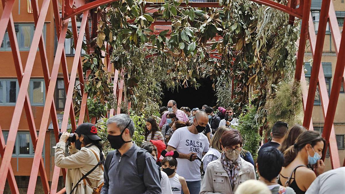 Temps de Flors tanca havent rebut més de 220.000 visites  | ANIOL RESCLOSA
