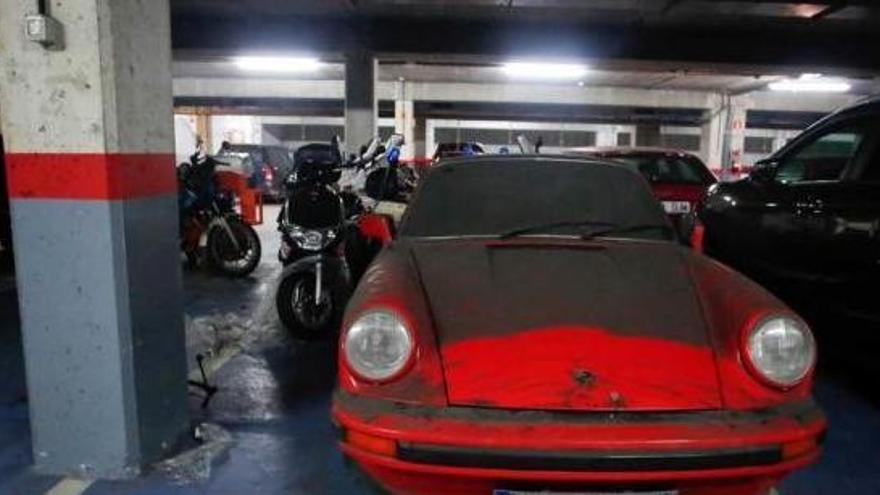 Un Porsche de narco a preu de ganga