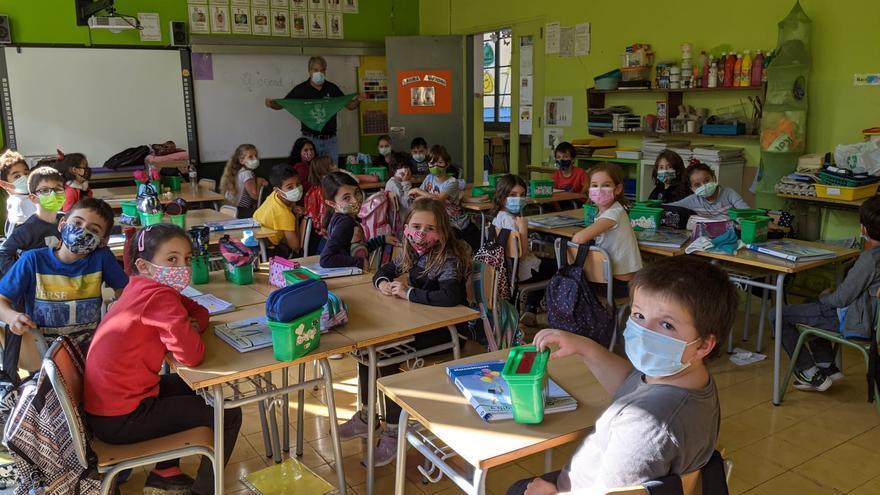 Ripoll disposa de cinc rutes escolars perquè els infants es desplacin amb seguretat