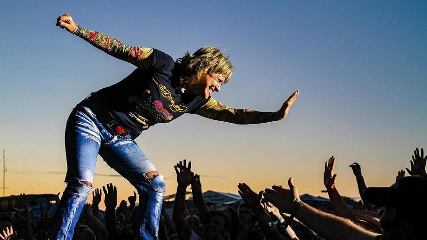 Suzi Quatro cancela su concierto en el 40 Festival de la Guitarra de Córdoba