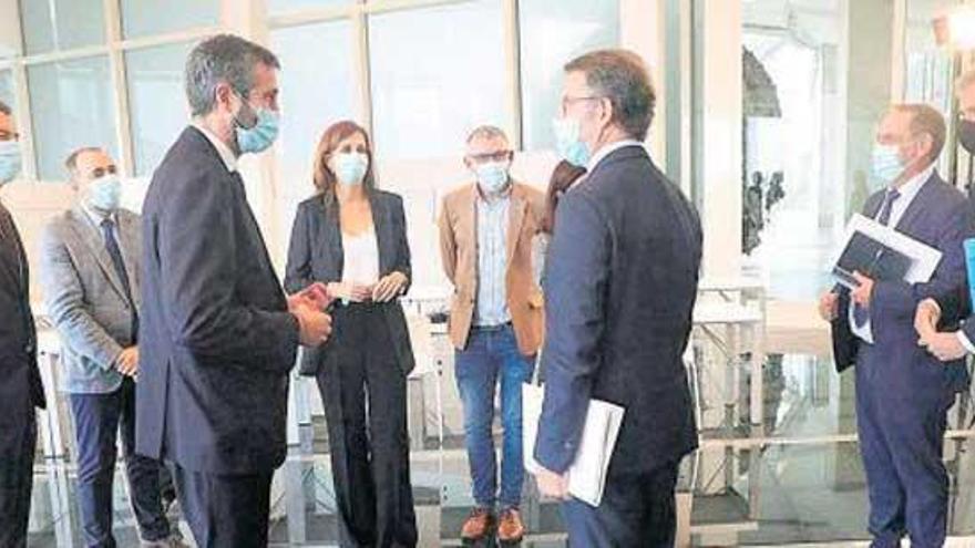 La Xunta confina Ourense y Barbadás y aplica medidas severas en concellos de esa provincia
