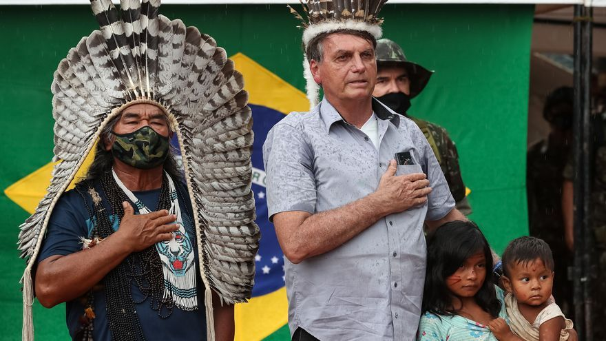 Bolsonaro, investigado por el Supremo brasileño por sus bulos sobre el sistema de votación