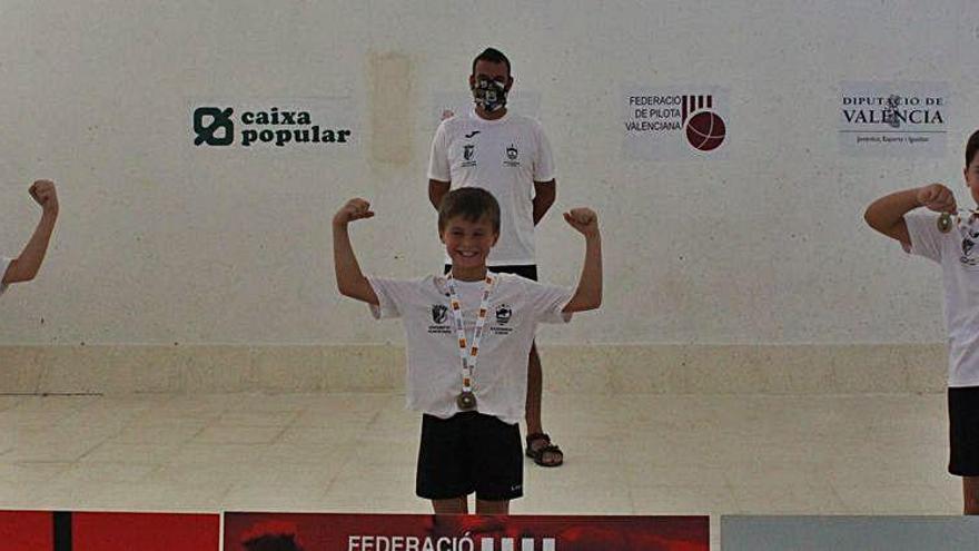 Oliva y la Murtera, escuelas campeonas autonómicas