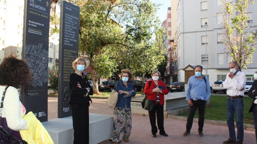 El Museu de la Ciutat de Castelló edita la guía para pasear por los 'Espais de Memòria'