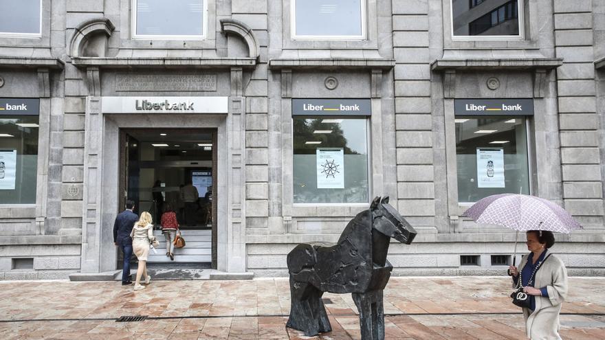 Las fundaciones bancarias de Liberbank rescinden su pacto accionarial