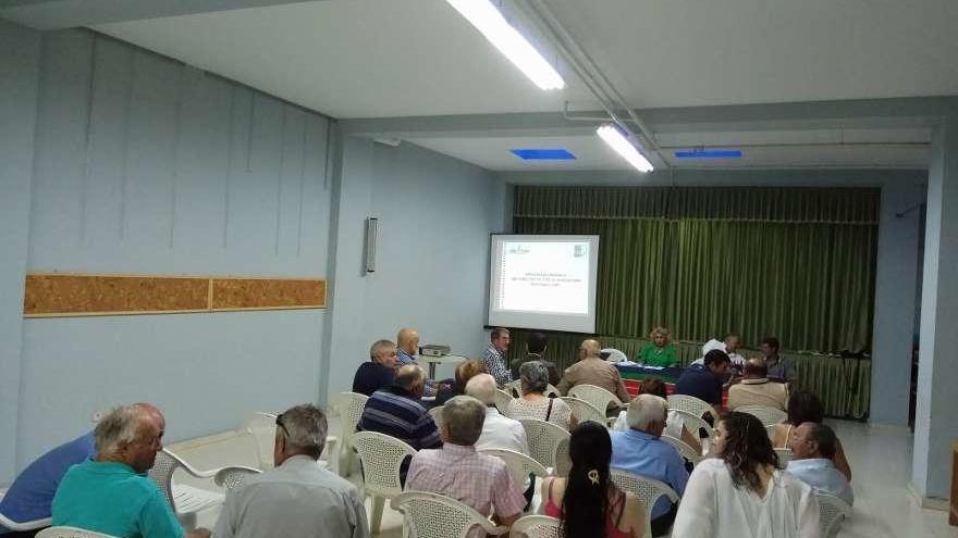 Macovall recibe 1,1 millones de euros para financiar programas en la comarca