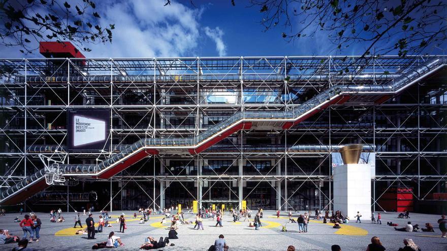 El Pompidou salta el charco y aterriza en Jersey para transformar la ciudad