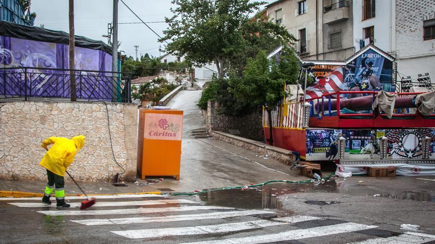 Cocentaina aprueba el nuevo pliego de recogida de residuos urbanos