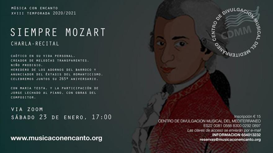 Siempre Mozart