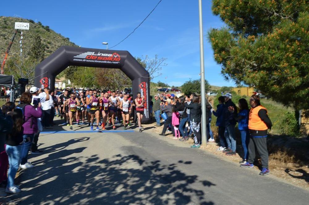 Carrera Monte de la Cruz