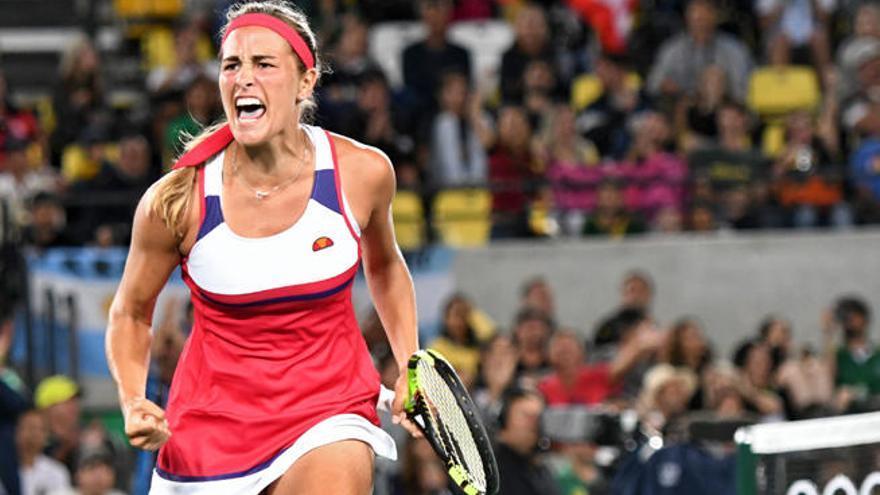 Mónica Puig hace historia y se proclama campeona olímpica
