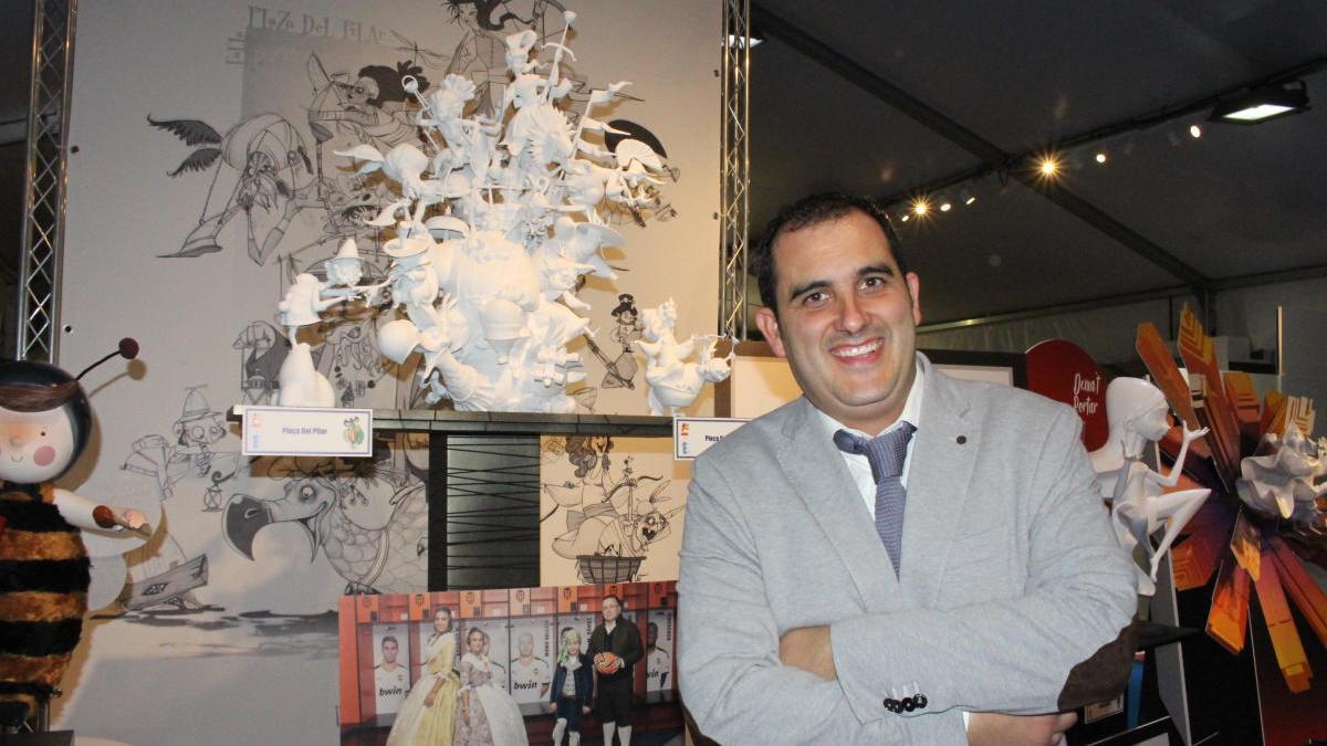 Paco Torres Josa, uno de los artistas seleccionados.