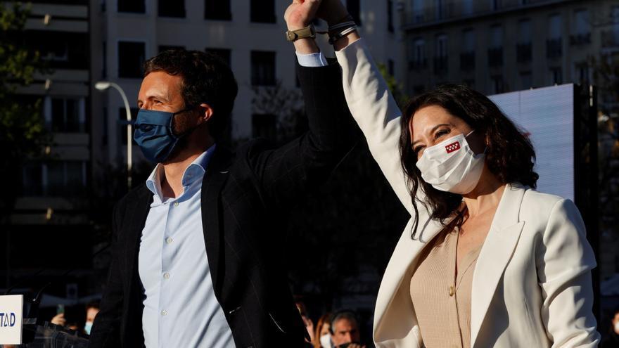 El PP da el pistoletazo de salida a la campaña con ataques directos al Gobierno de Sánchez