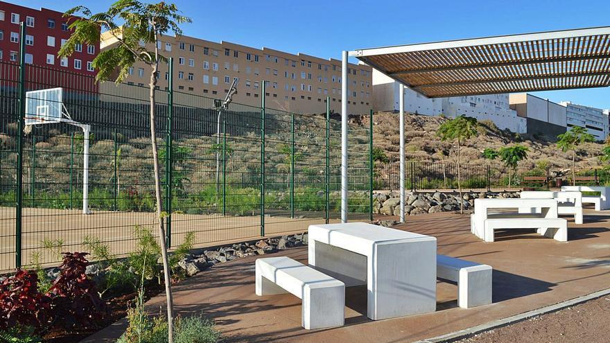 Ingenio inaugura su mayor parque con merendero y espacio canino
