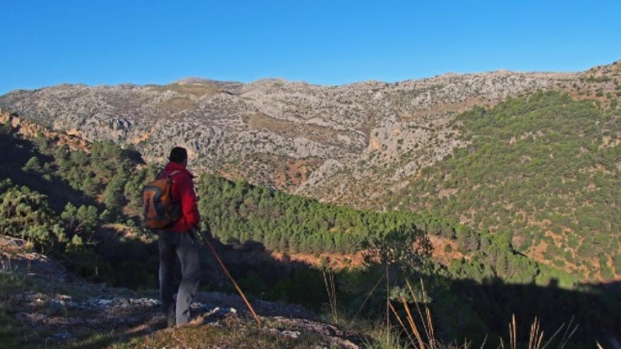 Sendero 14 de la Gran Senda   El Burgo. Diques del Turón y la Fuensanta