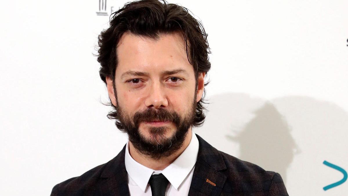 Una imagen del actor Álvaro Morte.