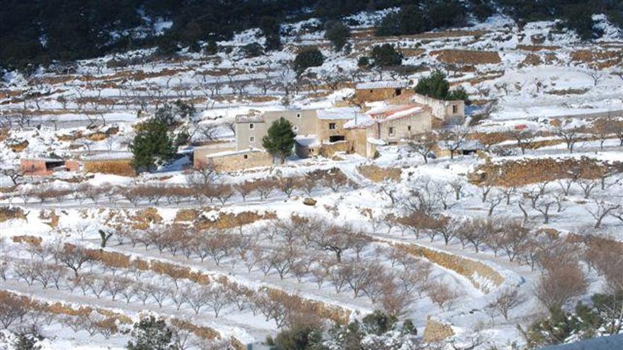Doce pueblos de Castelló corren riesgo de desaparecer