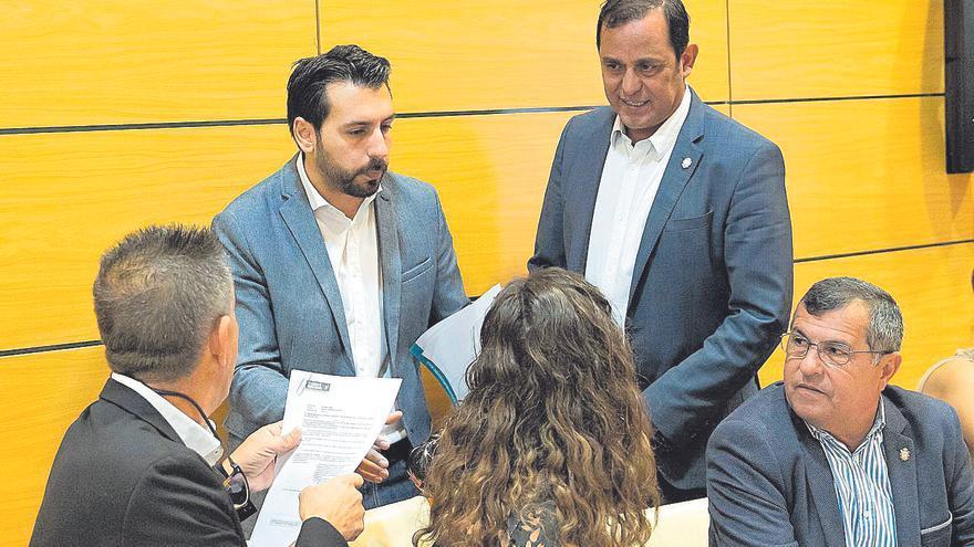 El Partido Popular rechaza una oferta para entrar en el gobierno del Cabildo