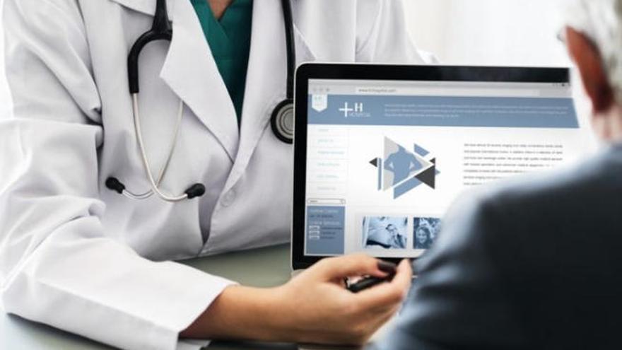 El 'smartphone' entra en la consulta médica
