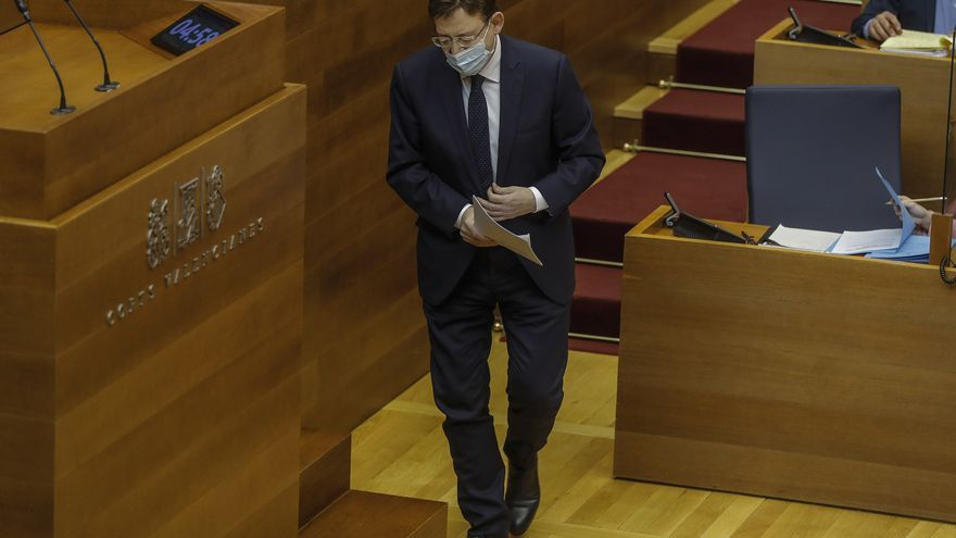 """Puig defiende la necesidad de una normativa estatal que """"apoye los avances"""" de la Ley Trans valenciana"""