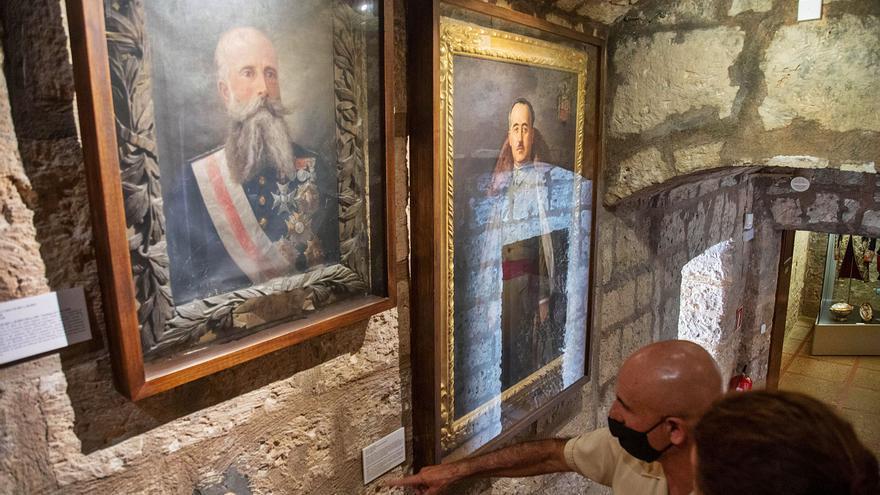 El Museo Militar de San Carlos 'se actualiza'