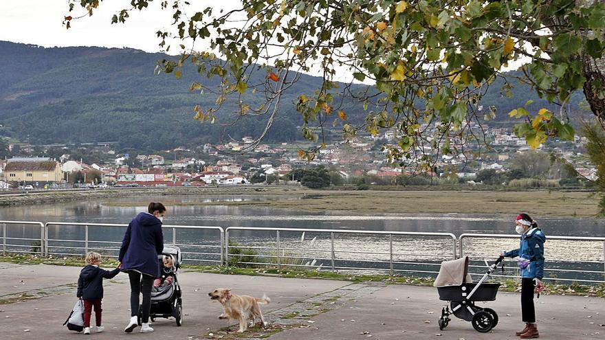 El cierre perimetral dispara los cambios de domicilio de Vigo a Nigrán y Baiona