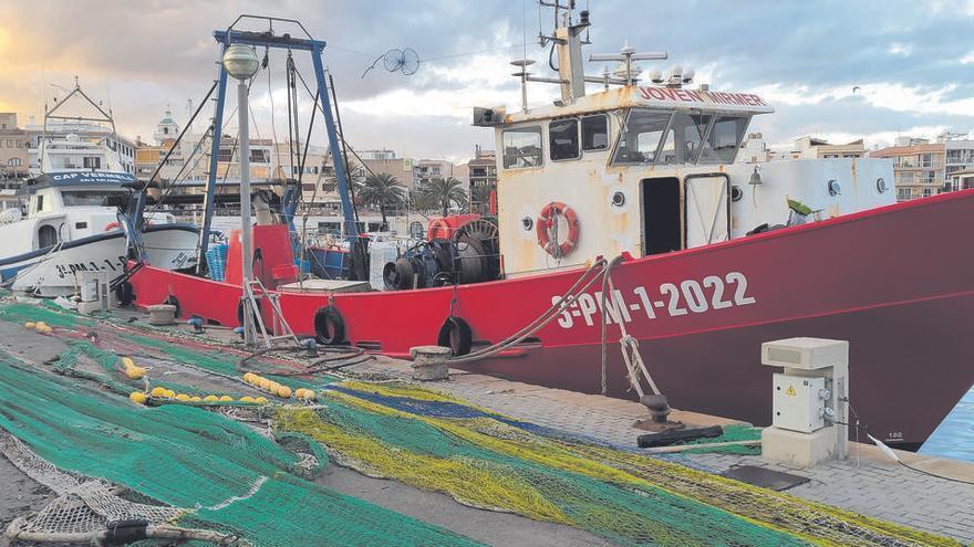 Fischkutter in Cala Ratjada setzen nachhaltigere Schleppnetze ein