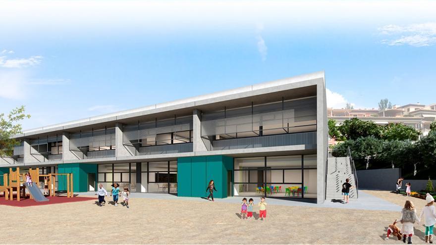 El Liceo Francés de Palma estrena este año un nuevo centro educativo