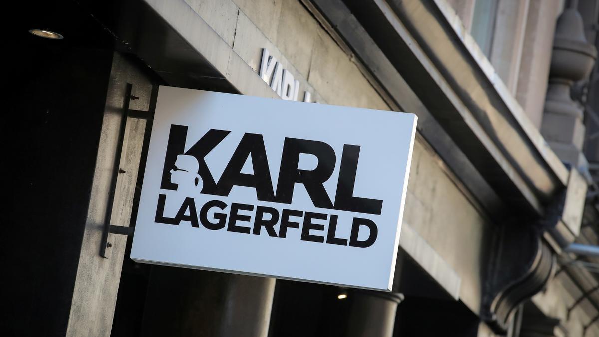 Tienda Karl Lagerfeld.