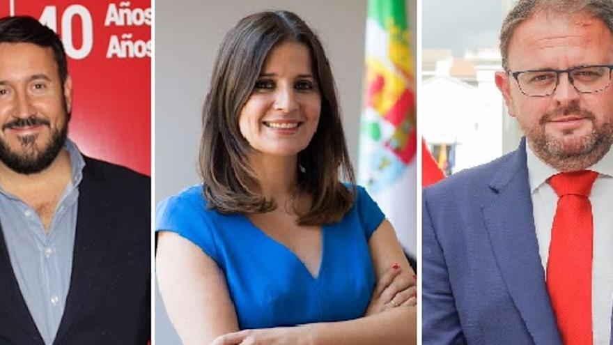 El PSOE se zarandea