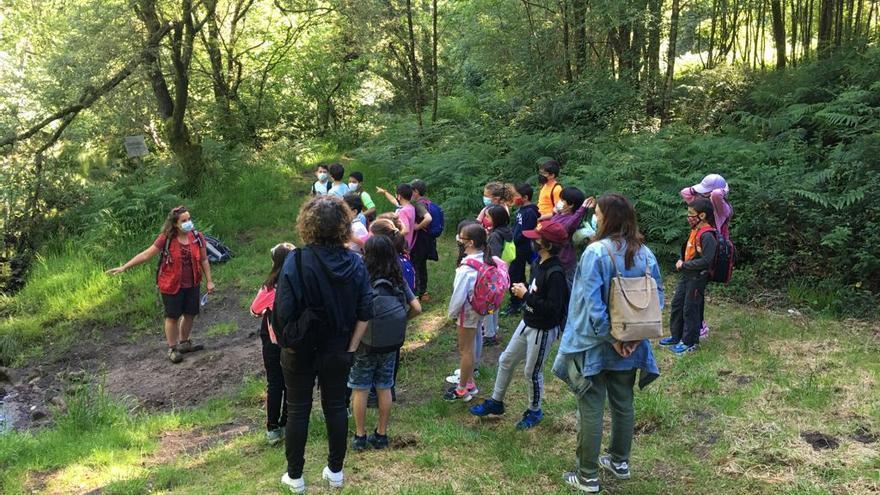 Las sendas fluviales, al alcance de los escolares