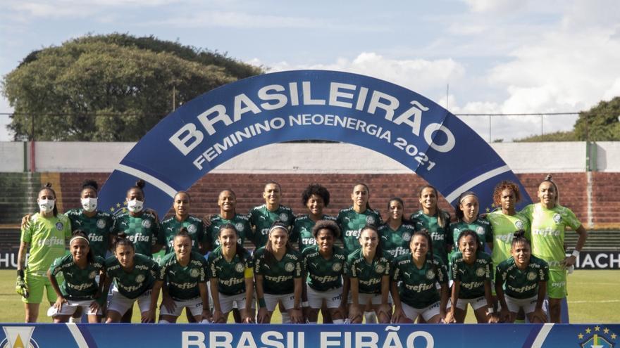 Iberdrola patrocinará a la selección brasileña femenina de fútbol