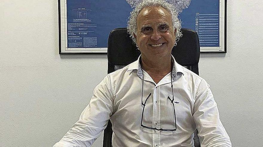 """Joan Seguí Fiol: """"El esfuerzo es un valor importante tanto en la empresa como en el deporte"""""""