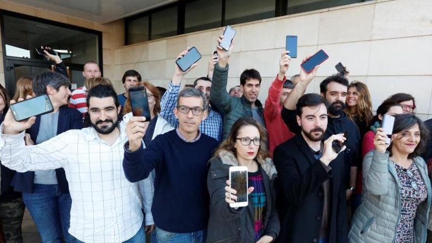 La Policía accedió a las llamadas de los periodistas