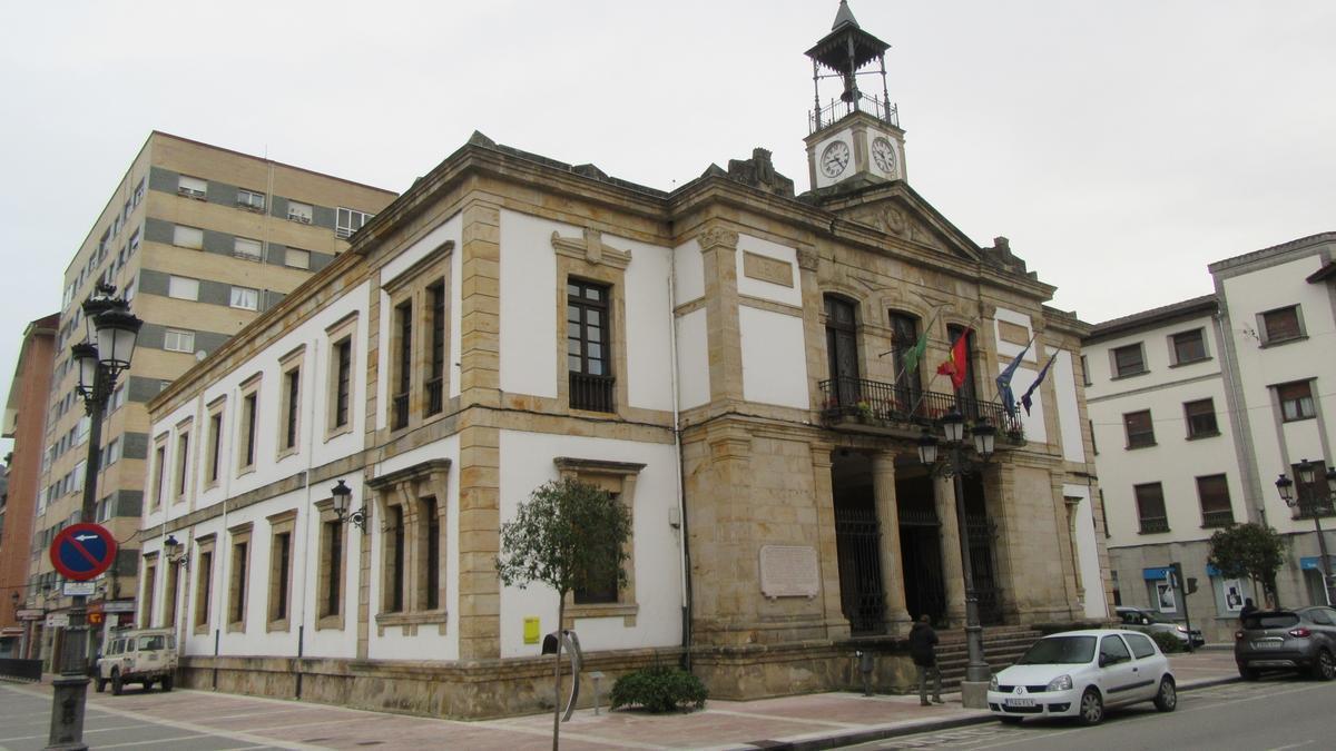 Ayuntamiento de Cangas de Onís.