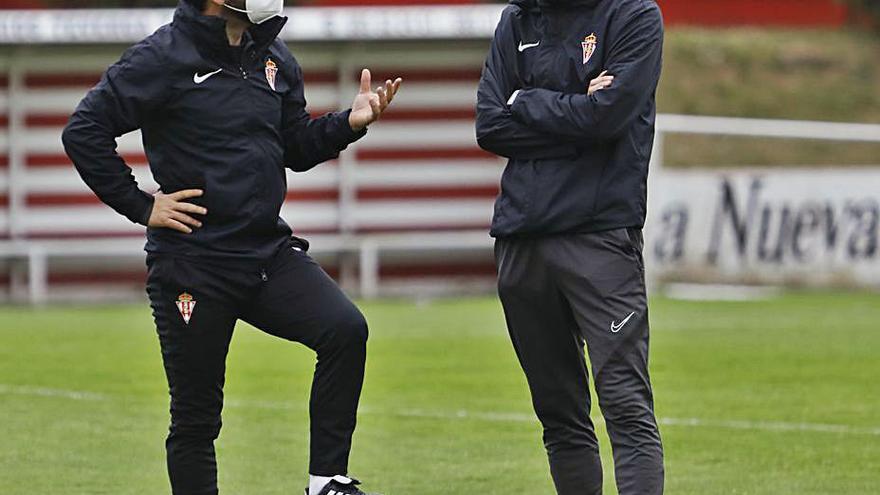"""Gallego: """"El equipo está fuerte y con buenas sensaciones"""""""
