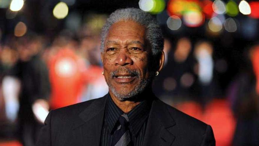 """Morgan Freeman, """"devastado"""" por las acusaciones de acoso sexual"""