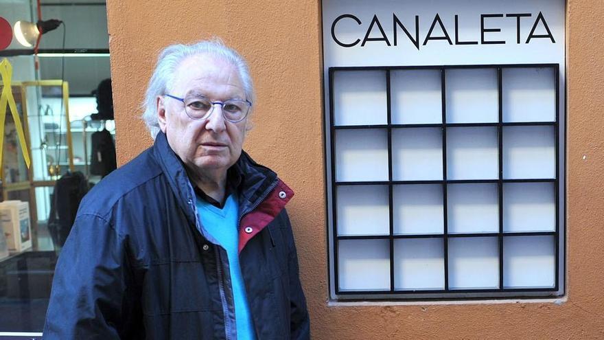 Mor Pep Canaleta Mas, membre d'honor del Col·legi de Dissenyadors i Decoradors