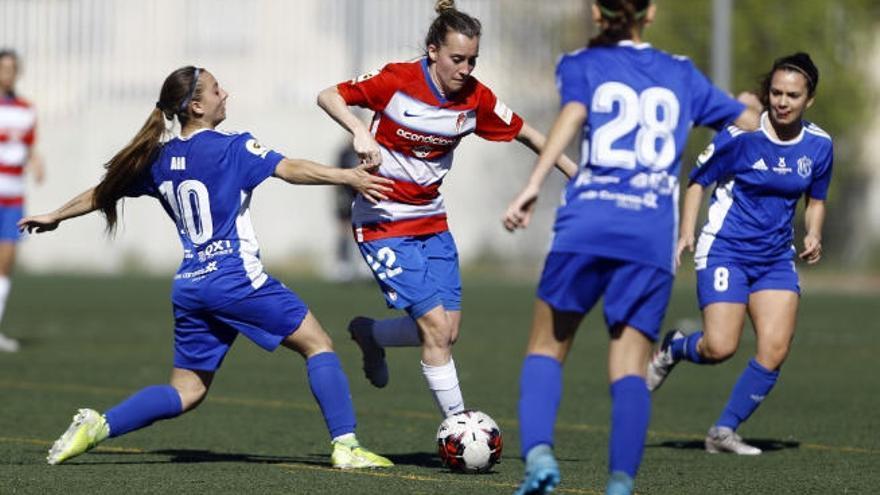 El gol de Mirian Costa al filo del descanso, la clave en la derrota