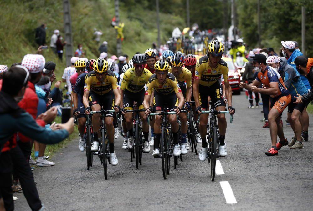 Novena etapa del Tour de Francia (Pau - Laruns).